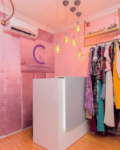 Nana Clothing Interior Design Project By Goldray Interiors 1